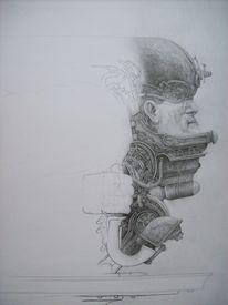 Bombe, Steampunk, Gott, Kult