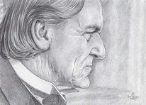 Watson, Moriarty, Portrait, Professor