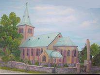 Malerei, Kirche