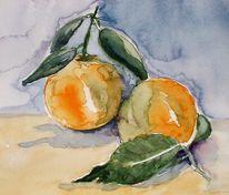 Obst, Clementinen, Pflanzen, Mandarine
