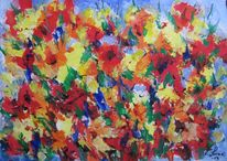 Malerei, Frühling
