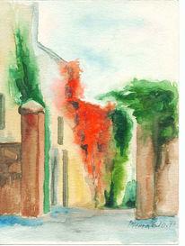 Skizze, Pflanzen, Aquarellmalerei, Farben