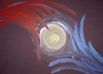 Malerei, Abstrakt, Gedenken