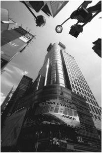 Quadrat, Architektur, Zeit, New york