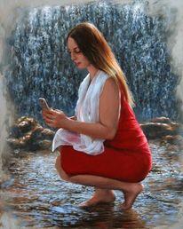 Fotorealismus, Licht, Wasser, Realismus