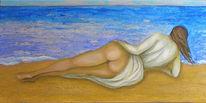 Strand, Sand, Meer, Erotik