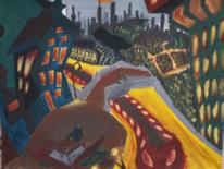 Malerei, Großstadt