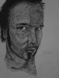 Skizze, Zeichnung, Zeichnungen, Gesicht