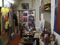 Fotografie, Atelier, Hälfte,