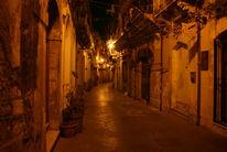 Nacht, Syrakus, Sizilien, Fotografie