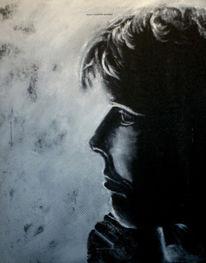 Selbstportrait, Portrait, Licht, Schatten