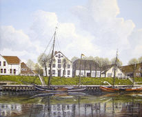 Nordsee, Friesland, Ostfriesland, Watt