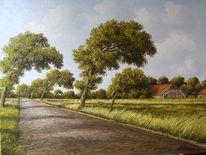 Nordsee, Friesland, Weite, Ostfriesland