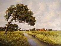 Watt, Friesland, Weite, Ostfriesland