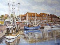 Watt, Weite, Friesland, Nordsee