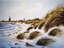 Weite, Watt, Ostfriesland, Nordsee