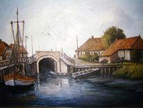 Ostfriesland, Nordsee, Friesland, Weite