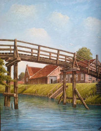 Ostfriesland, Landschaft, Friesland, Weite