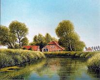Watt, Friesland, Ostfriesland, Nordsee