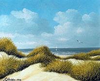 Ostfriesland, Friesland, Weite, Watt
