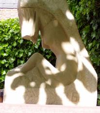 Stein, Skulptur, Körper, Freiheit
