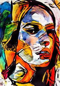 Gesicht, Portrait, Menschen, Ausdruck