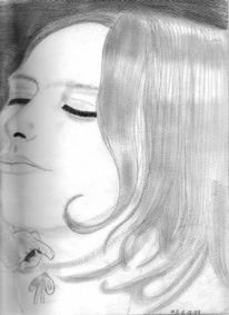 Baby, Zeichnung, Portrait, Zeichnungen