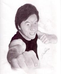 Stern, Kung fu, Zeichnung, Film