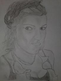 Frau, Mädchen, Girl frau geil, Zeichnungen