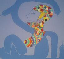 Malerei, Abstrakt, Erinnerung