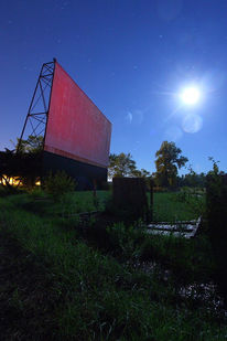 Surreal, Usa, Vollmond, Kino