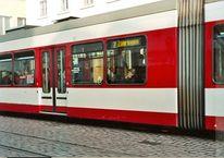 Fotografie, Straßenbahn, Liebe