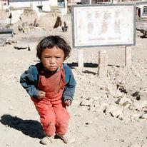 Fotografie, Menschen, Kinder, Tibet