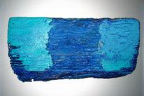 Farbfeldmalerei, Colourfield, Fundstücke, Malerei