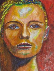 Stimmung, Frau, Realismus, Meister