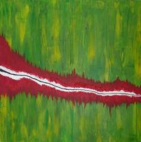 Malerei, Abstrakt, Schmerz