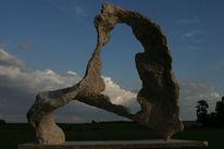 Figurativ, Figural, Landschaft, Skulptur