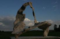 Surreal, Figurativ, Skulptur, Landschaft