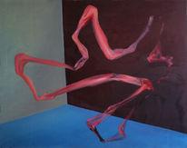 Figurativ, Surreal, Malerei, Figural