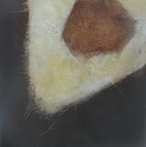 Braun, Malerei, Acrylmalerei, Leichtigkeit
