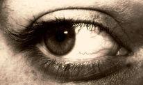 Augen, Fotografie, Abstrakt