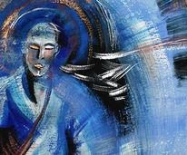 Meditation, Buddha, Geburtstag, Yoga