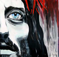 Malerei, Menschen, Jesus
