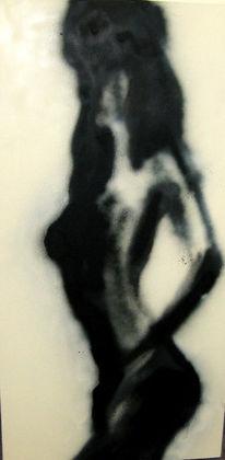 Malerei, Abstrakt, Unscharf