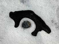Schnee, Osten, Zeichen, Pigmente