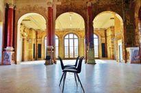 Sommerpalast, Dresden, Restoration, Fotografie