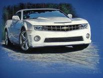 Chevrolet, Auto, Camaro, Autozeichnung