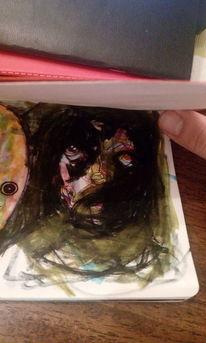 Lateifjn, Tru, Zeichnungen, Loch