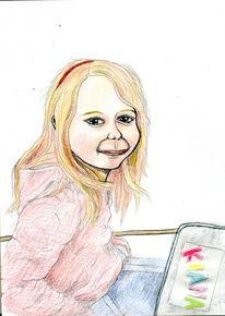 Zeichnungen, Schnelle, Ocker, Zeichnung