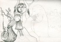 Tchb, °°k, Zeichnungen,